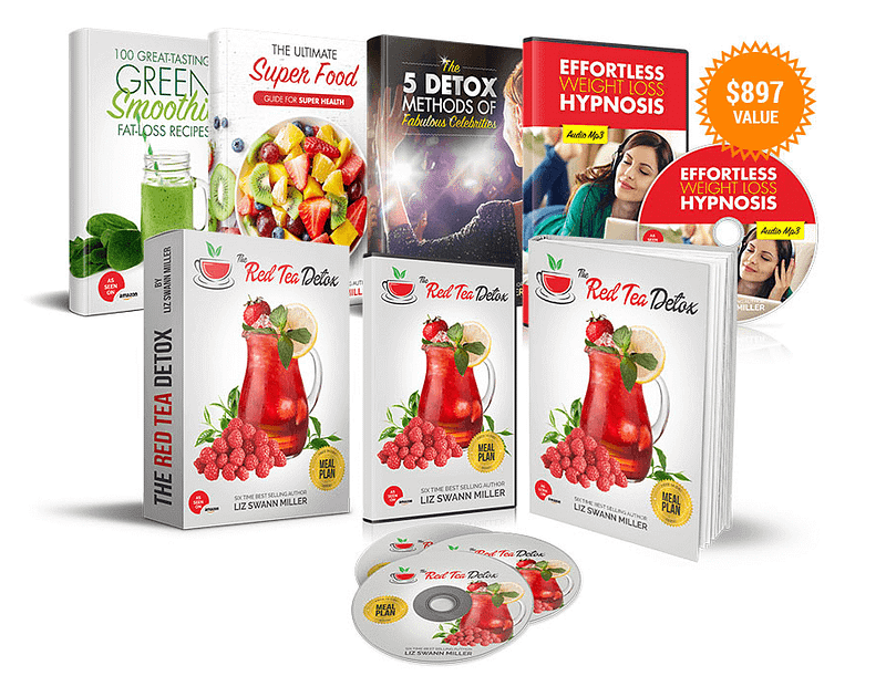 red tea detox entire package | detoxtolive.com