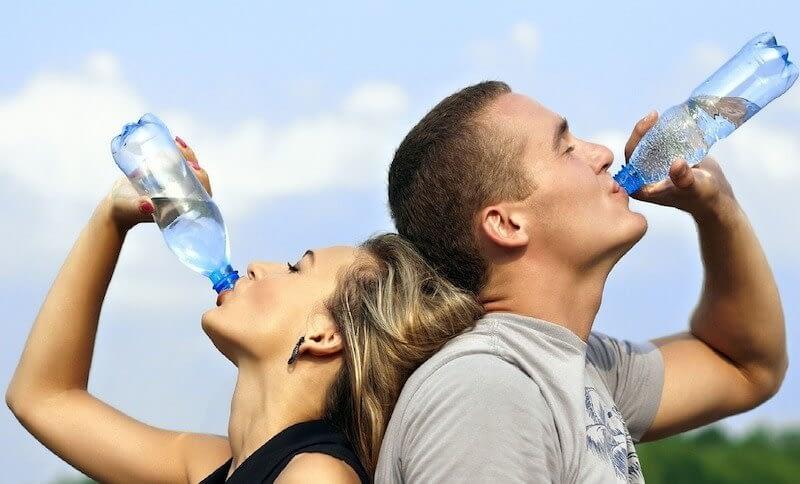 water drinken detox to live